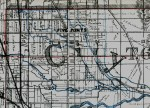 After annexed by Ogden the west boundary of Lynne was moved 6 blocks west of Five Points. The 7th St. boundary now blended into Ogden.