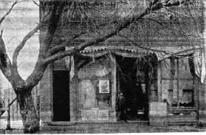YESTERDAY - Streeper Hall on NE corner of Washington Blvd. and 3rd St. was home to the Automatic Controller and Universal Spot Welder; today Reed's Leather & Canvass Shop is located here