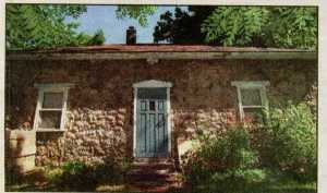 A stone house in Ogden's Bingham Fort was owned in turn by Art Stone and Alexander Brown; Deseret News, July 30-31, 1998.