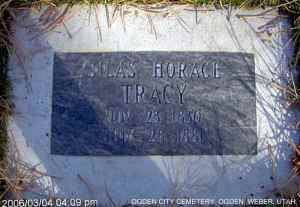 Silas Horace Tracy