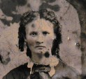 Mary Elizabeth Hutchens c. 1872