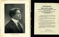 Booklet given to attendees of reception for David O. McKay in May 1906, p. 3, 4.