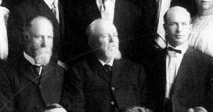 Left:Rasmus Christofferson; Center: George Smuin.